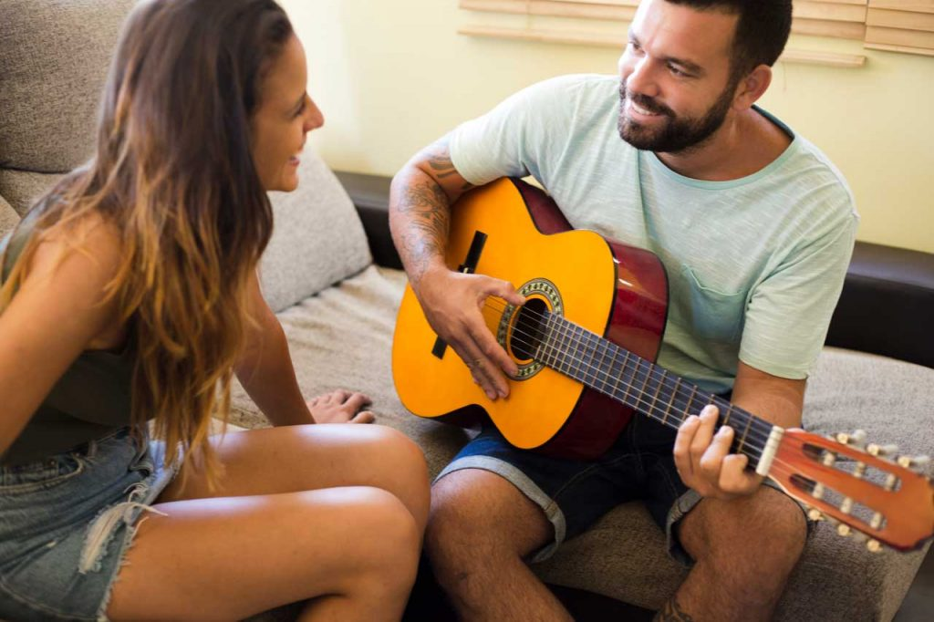 Do you think nylon guitar strings are better for beginners