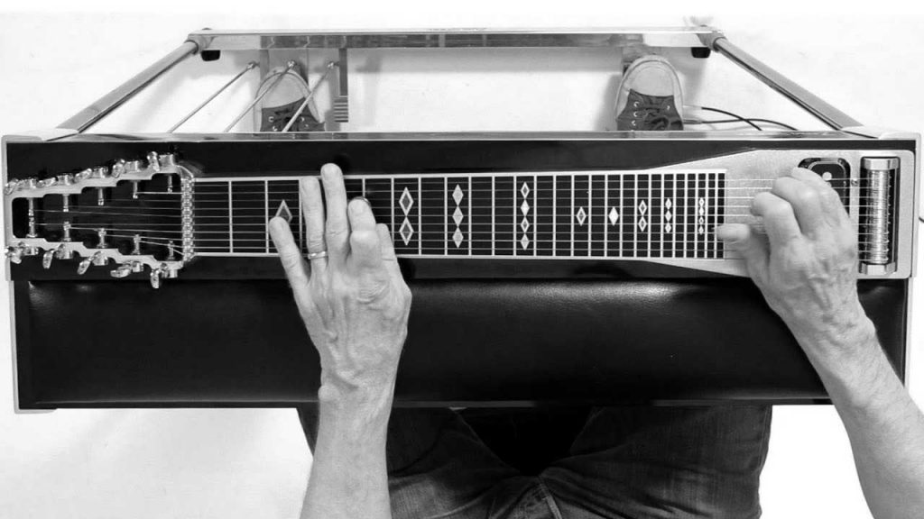 Electric Pedal Steel Guitar