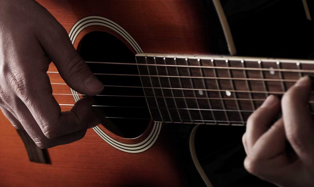 Learn How to Fingerpick and Fingerstyle Guitar